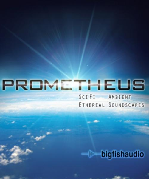 Prometheus Ambient Sci Fi and Ethereal Soundscapes