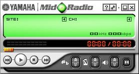 Yamaha MidRadio Player 4.5.4