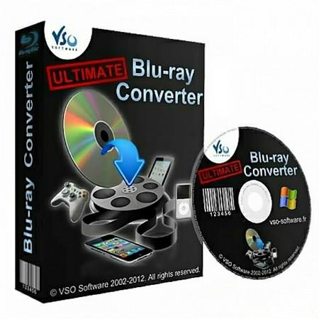 VSO Blu-ray Converter Ultimate 2.1.1.34 Final Rus