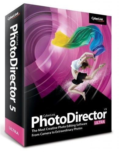 CyberLink PhotoDirector 5 Ultra 5.0.5424 RePack by D!akov