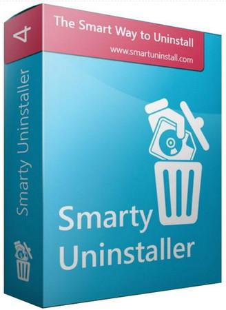 Smarty Uninstaller 4.0.132 RePack by D!akov