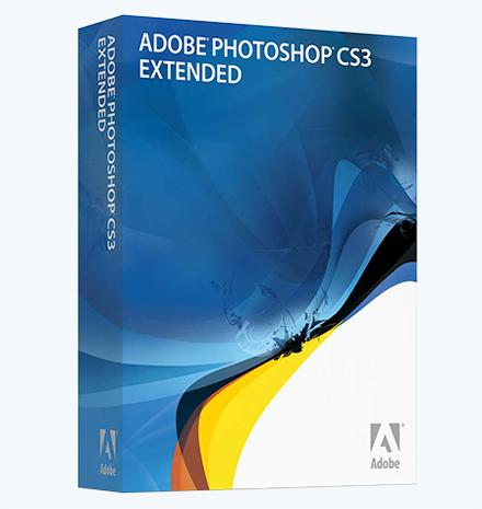Adobe Photoshop CS3 10.0.1 Extended PC