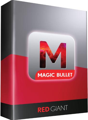 Red Giant Magic Bullet Suite v11.1.2 (x32/x64) 11.1.2 x86 x64