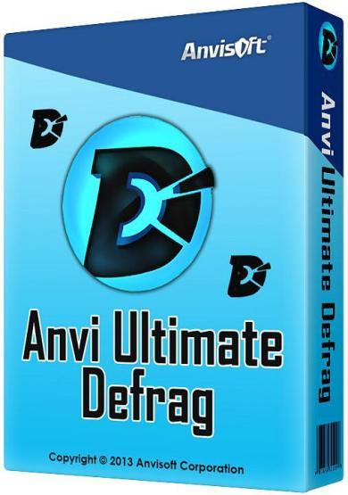 Anvi Ultimate Defrag Pro 1.1.0.1305 Portable
