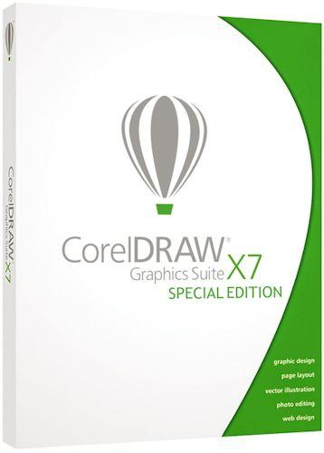 CorelDRAW Graphics Suite X7 17.4.0.887 Special Edition RePack by A.L.E.X.