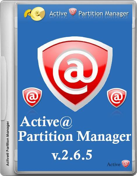 Active@ Partition Manager 2.6.5 Russian + Portable