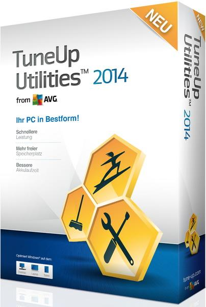 TuneUp Utilities 2014 14.0.1000.296 Final RePacK by KpoJIuK