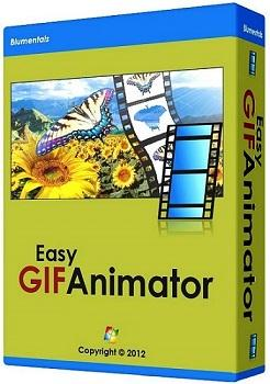 Easy GIF Animator 6.2 (2015) PC | RePack & Portable by Trovel