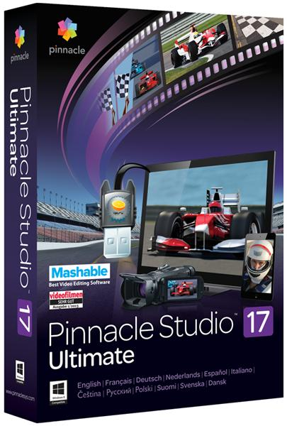 Pinnacle Studio Ultimate 17.3.0.280 Portable