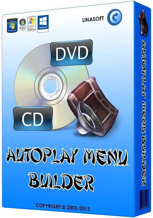 AutoPlay Menu Builder 7.1 Build 2317 RePack by D!akov
