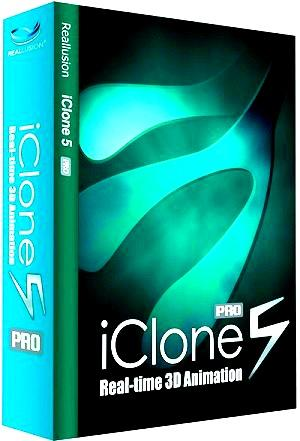 Reallusion iClone 5.51.3507.1 Pro Retail