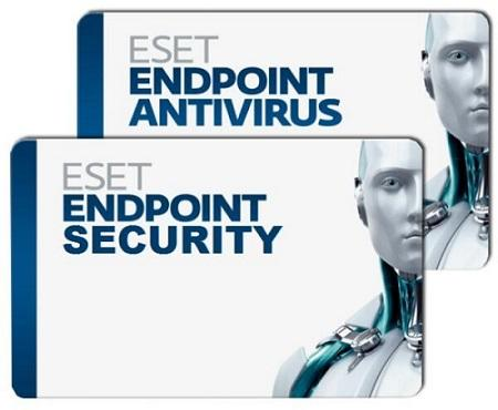 ESET Endpoint Security / Endpoint Antivirus 6.1.2227.3 (2015) PC | RePack by KpoJIuK