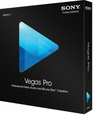 SONY Vegas Pro 12.0 Build 670 x64 RePack/Portable by D!akov (Тихая установка)