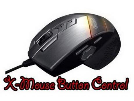 X-Mouse Button Control v.2.9.2 (2014) Rus/ML