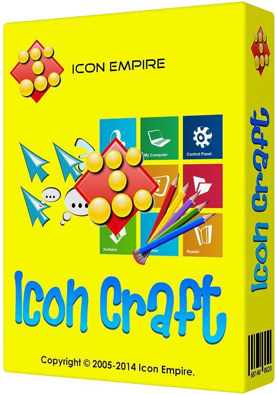 Icon Craft 4.64 (ENG|RUS)