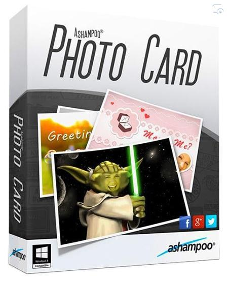 Ashampoo Photo Card v 1.0.0 RePack by AlekseyPopovv [RuS]