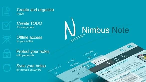 Nimbus Note [v.2.6] (2015) Android