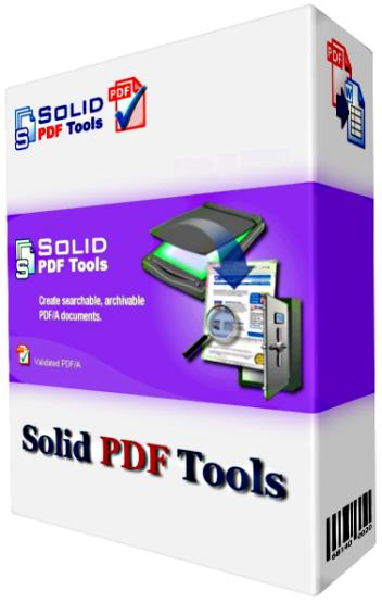 Solid PDF Tools 9.0.4825.366 Portable