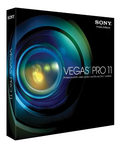 Sony Vegas Pro 11.0 Build 594/595 RePack by BuZzOFF [English, Русский]