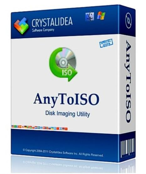 AnyToISO Professional 3.6.0 Build 480 + Portable