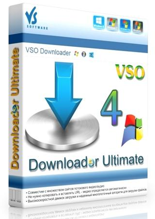 VSO Downloader Ultimate 4.3.0.17 (2015) РС