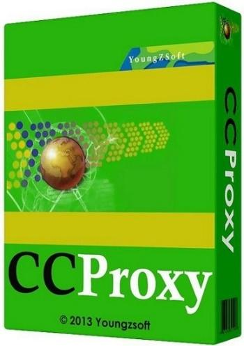 CCProxy 8.0 Build 20150720 (2015) PC