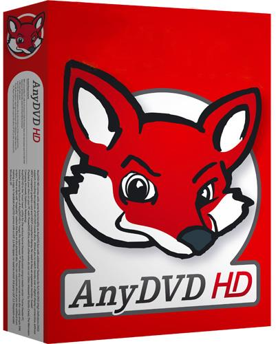 AnyDVD & AnyDVD HD 7.1.6.8 Beta Rus