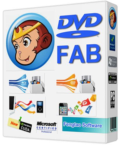 DVDFab 9.1.5.9 RePack by KpoJIuK
