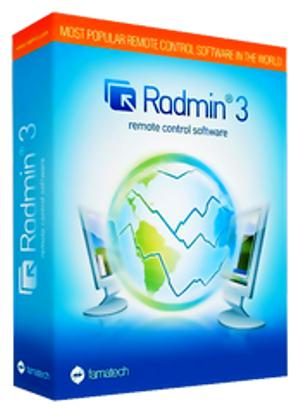 Radmin Server v3.5 (2012) PC | RePack V3 by Alker
