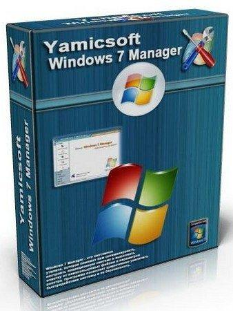Windows 7 Manager 4.4.1.0 Final
