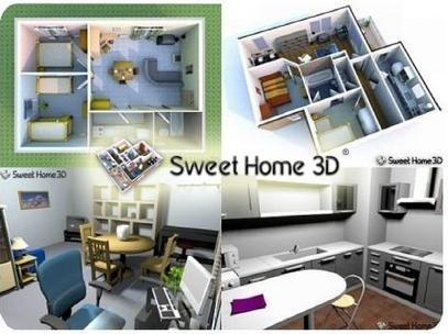 Sweet Home 3D 5.0 (2015) PC