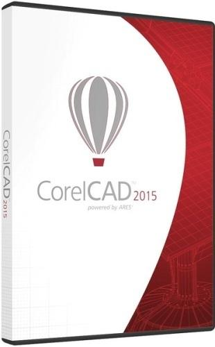 CorelCAD 2015.5 build 15.2.1.2037 RePack by D!akov