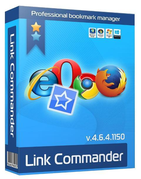 Link Commander Professional Edition 4.6.4.1150 ML/Rus