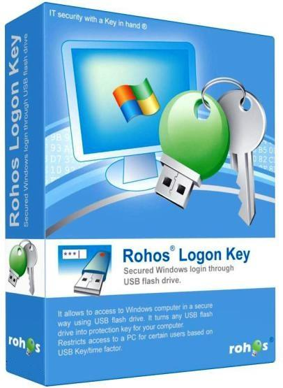 Rohos Logon Key 3.1 RePack by D!akov