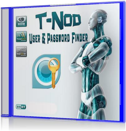 Поиск ключей tnod user & password finder 1. 6. 4 beta portable.