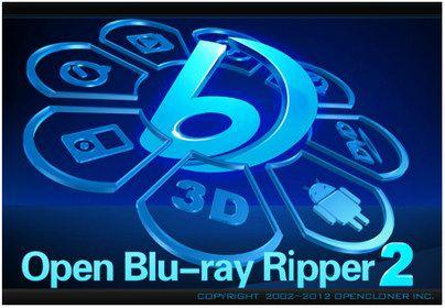 Open Blu-ray Ripper 2.50.508