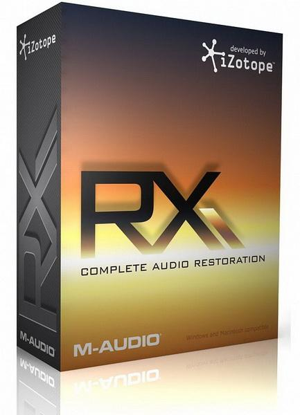 iZotope RX3 Advanced
