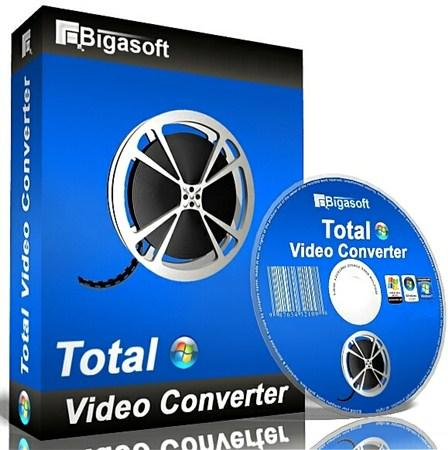 Bigasoft Total Video Converter 4.5.2.5491