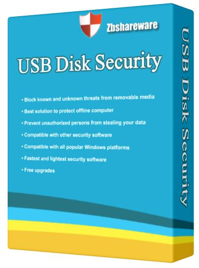 USB Disk Security 6.4.0.1 + RePack by D!akov