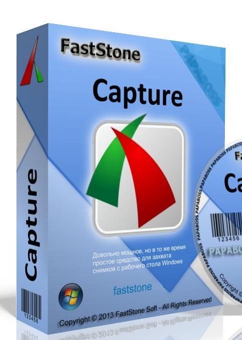 FastStone Capture 7.7 + Portable Official
