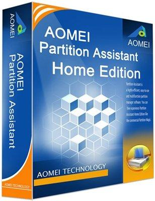 AOMEI Partition Assistant Standard Edition 5.6.3 (2015) PC | Portable