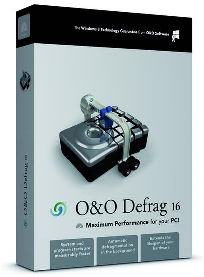 O&O Defrag Professional/Server 16.0 Build 306 RePack (Тихая установка)