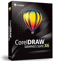 CorelDRAW Graphics Suite X6 (+ portable)