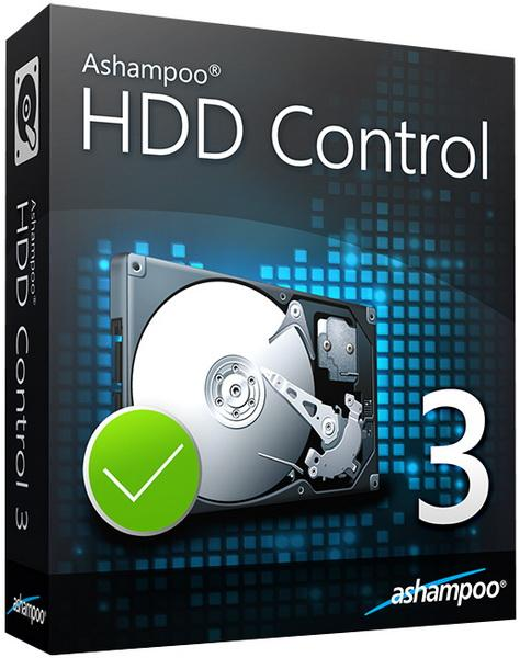 Ashampoo HDD Control 3.00.10 Final RePack by D!akov
