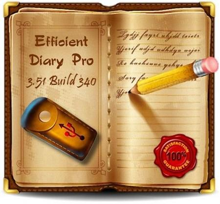 Efficient Diary Pro 3.51 Build 340 ML/Rus Portable