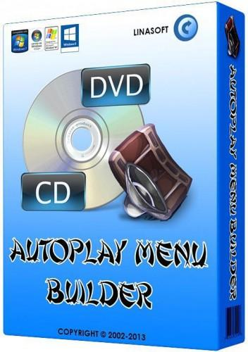 AutoPlay Menu Builder 7.2 Build 2362 RePack by D!akov