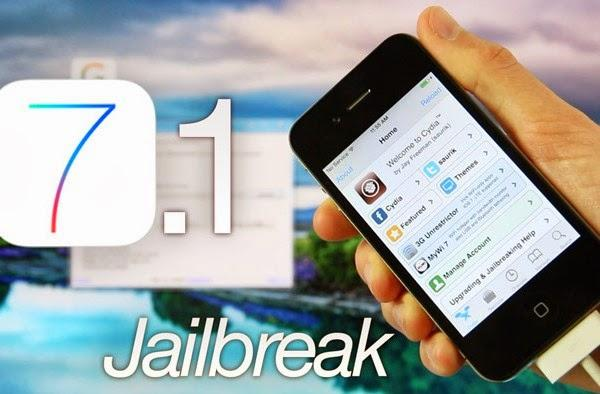 Jailbreak iOS 7.1 Tethered For Iphone 4