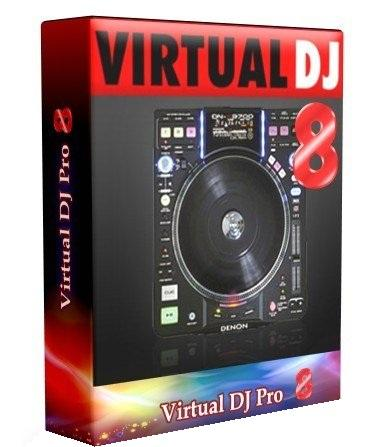 Atomix Virtual DJ Pro Infinity 8.0.0.2094.899 + Plugins