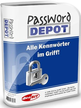Password Depot Professional 7.5.9 RePack by D!akov