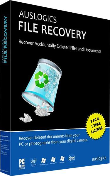 Auslogics File Recovery 4.5.4.0 Final RePack by D!akov